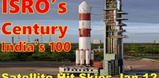 ISRO-100-satelite