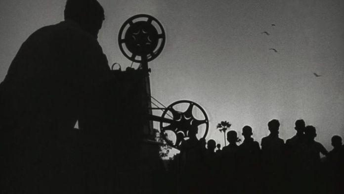 भारतातील पहिला सिनेमा
