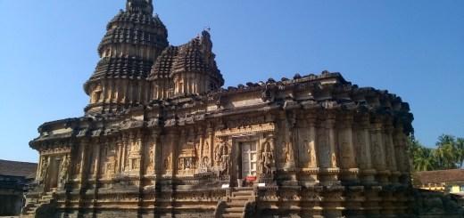 विद्याशंकरा मंदिर