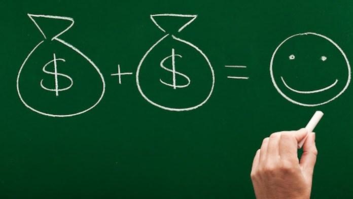 पैशाने आनंद खरेदी करता येतो का