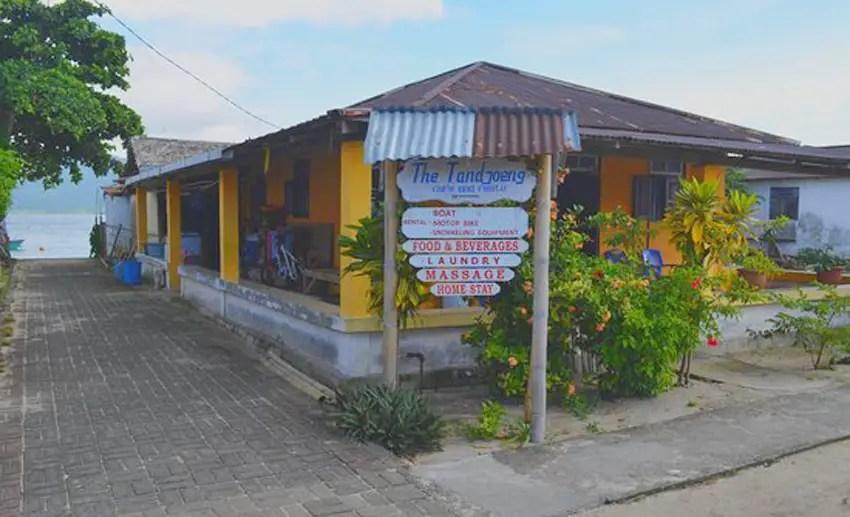 Bunaken Tandjoeng Homestay