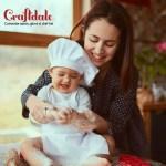 Celemek Bayi - Apron Bayi