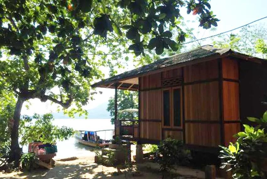 Daniel's Resort, homestay murah Bunaken