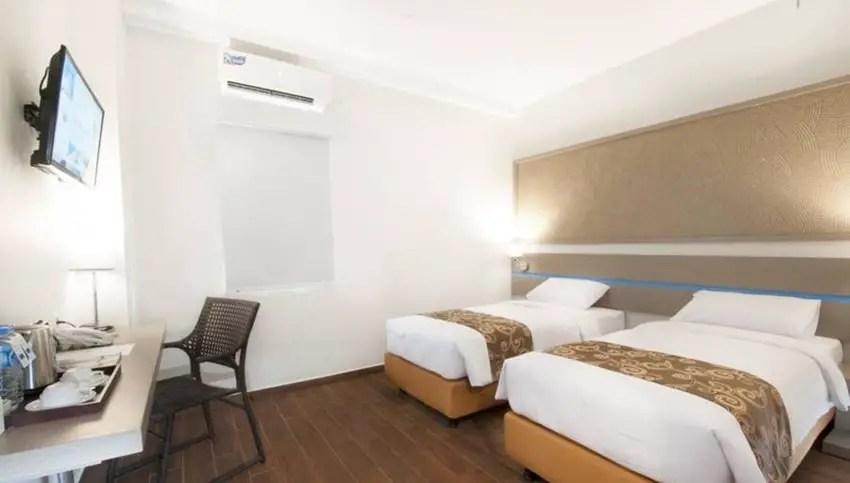 Genio Hotel Manado salah satu hotel murah di manado 2017