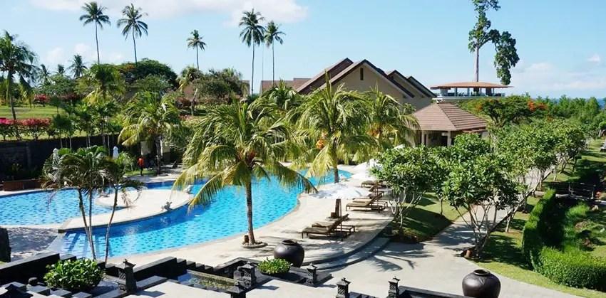 hotel di manado bintang 4 lengkap termasuk grand luley resort
