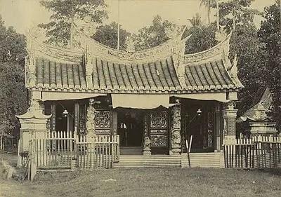 Kuil Ban Hin Kiong, Kuil Tertua di Manado