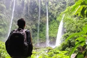 Eksotis dan Menantangnya Tinoor Waterfall
