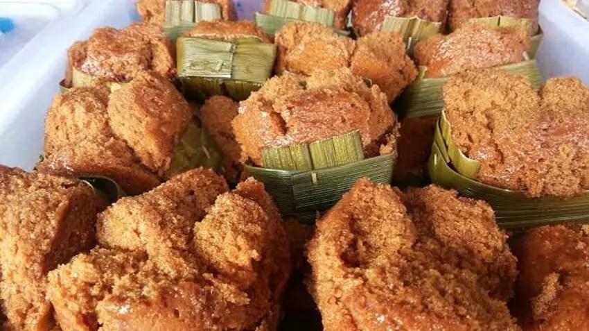 apang beras kue khas manado
