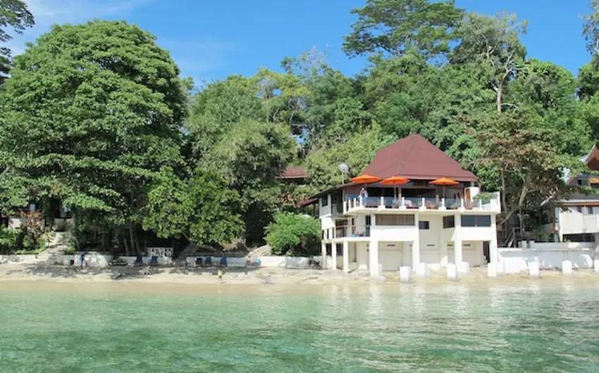 bunaken cha-cha nature resort