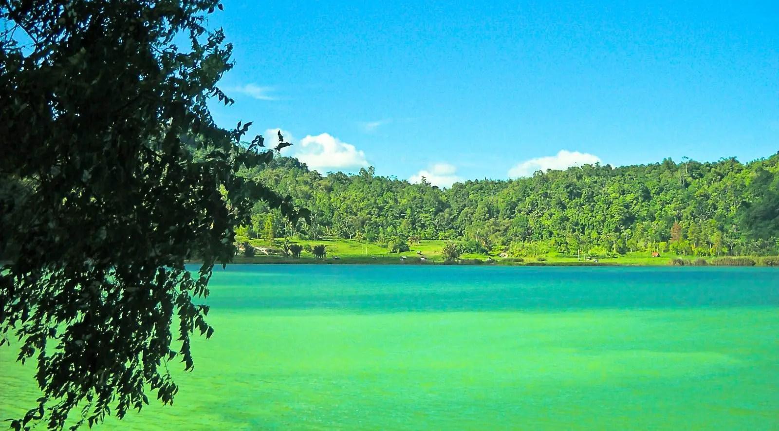 Danau Linow, Danau Terindah Manado