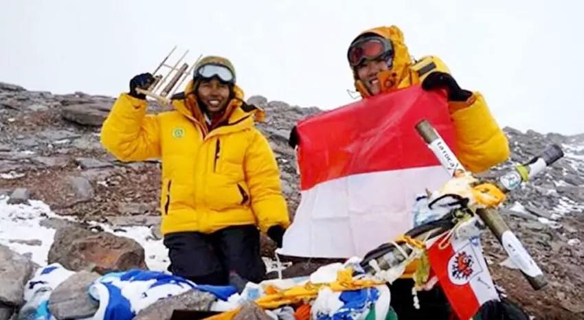 di puncak kilimanjaro, 1 dari 7 summit dunia