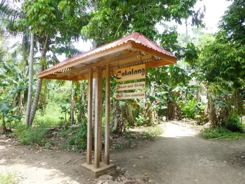 gerbang cakalang bunaken resort