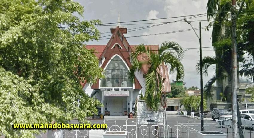 gereja sentrum manado gereja tertua di manado