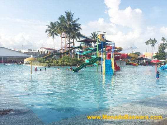 gpi waterpark manado