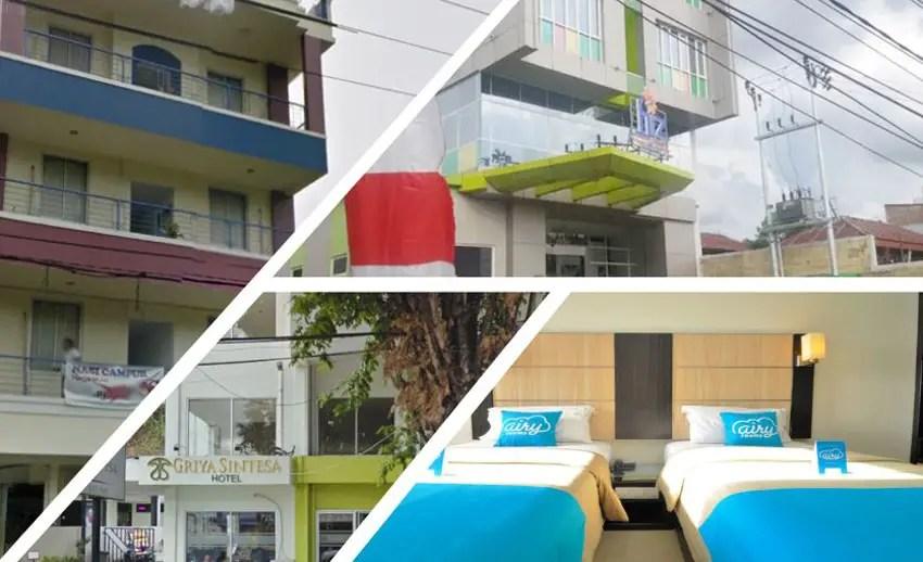 10 Hotel Murah di Manado untuk Backpacker