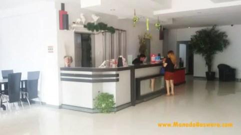hotel prince manado