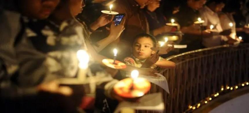 ibadah natal di manado