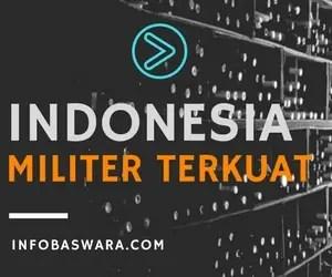 infobaswara.com Indonesia Militer Terkuat