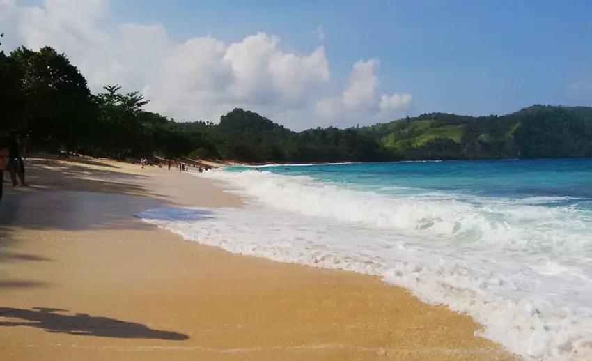 inilah pantai pall marinsow