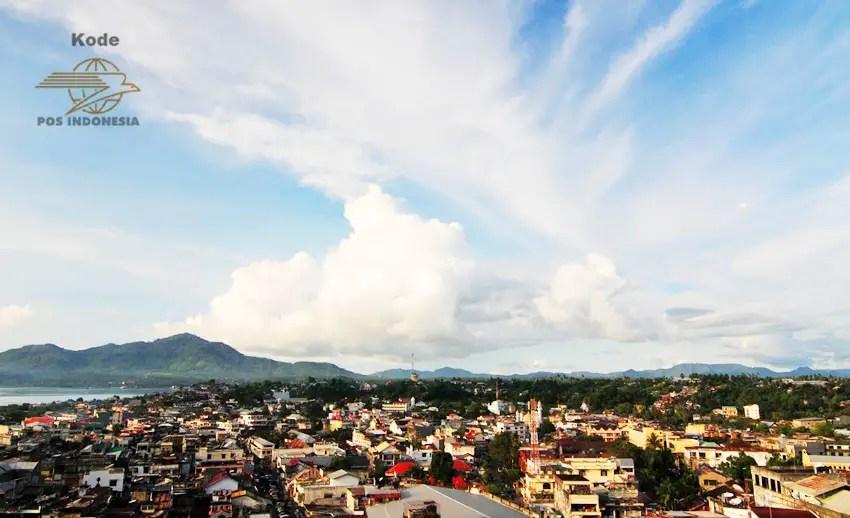 Kode Pos Manado dan Nama Kelurahan di Manado