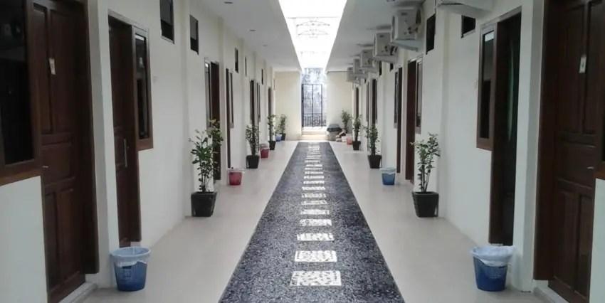 living peace house manado Hotel di Manado Dekat Bandara