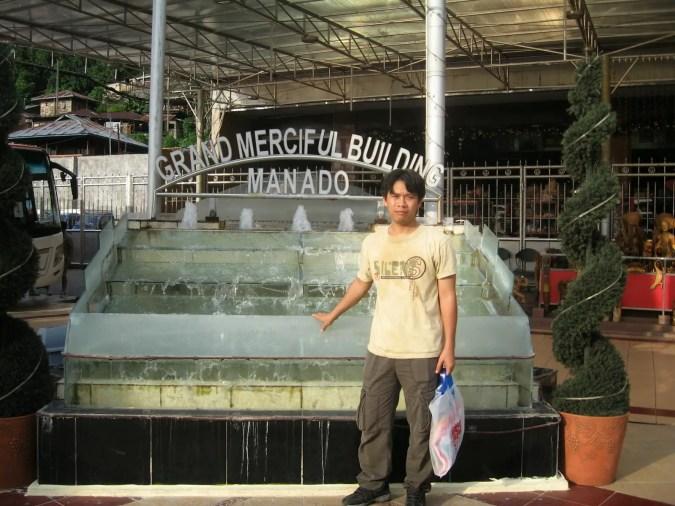 merciful building manado