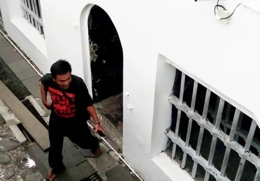 old jail old town jakarta