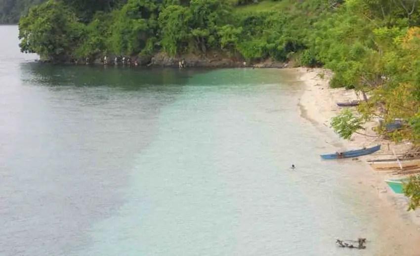 pulau gangga manado