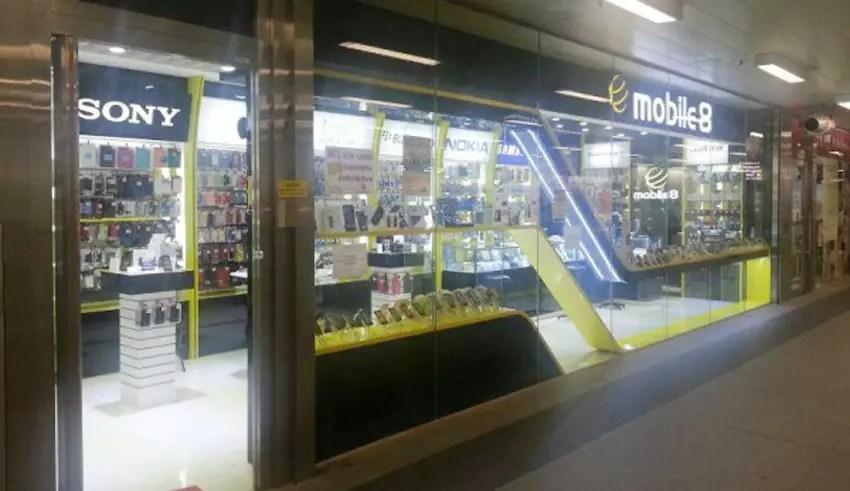 toko handphone di bandara