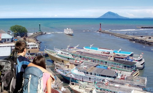 Cara ke Bunaken ala Backpacker