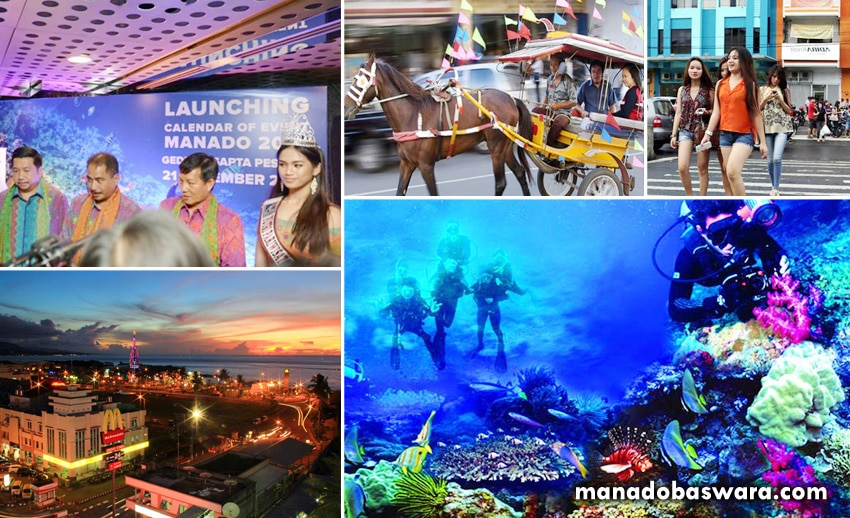 Kalender Wisata Pesona Manado 2017