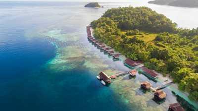 Papua Paradise Eco Resort, Raja Ampat - Indonesia