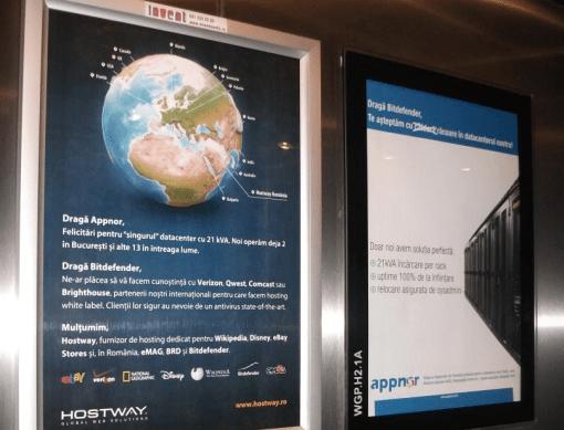 Hostway vs Appnor