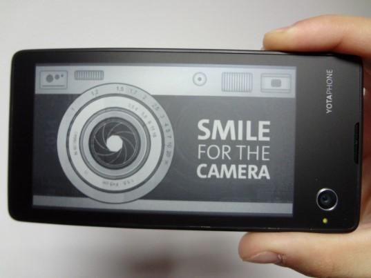 Yotaphone-camera