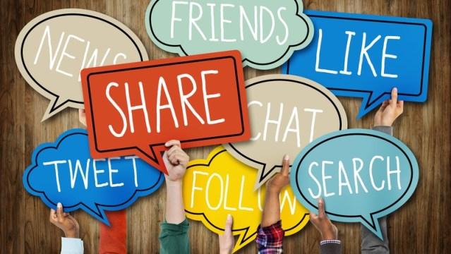 social media in companii