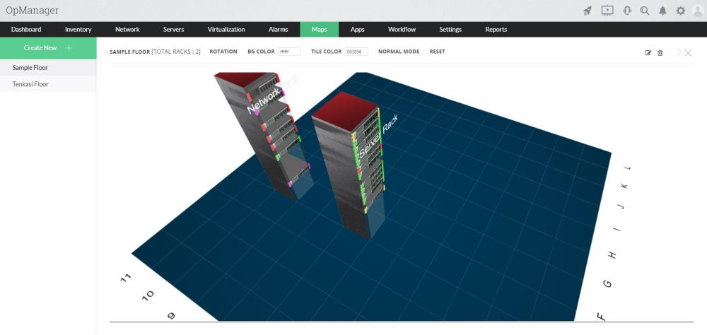 medium resolution of  view network map