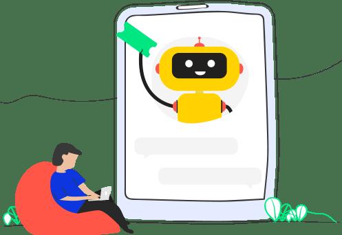 Manipulação de tickets por meio de chatbots do Microsoft Teams