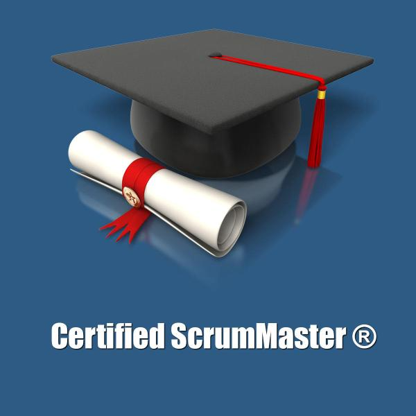 Certified ScrumMaster - Blue | Management Square