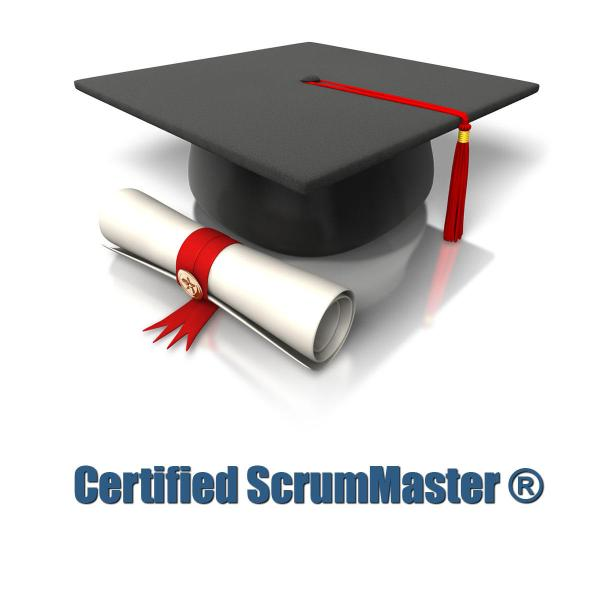 Certified ScrumMaster - White | Management Square