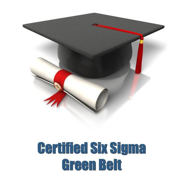 Certified Six Sigma Green Belt | Management Square
