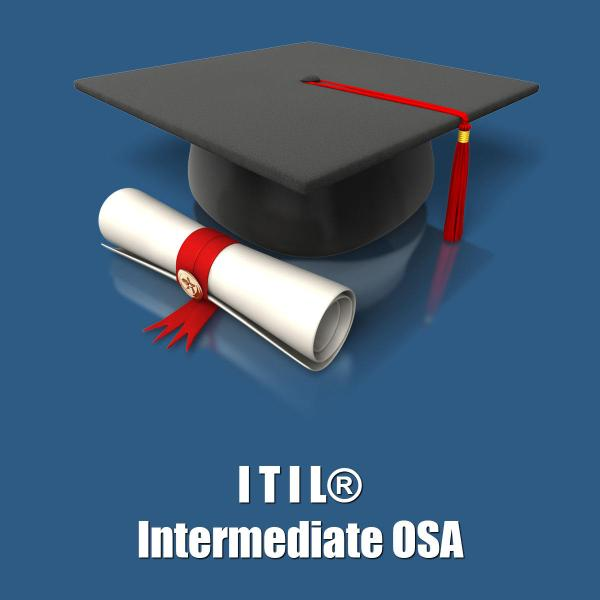 ITIL Intermediate OSA - Blue | Management Square