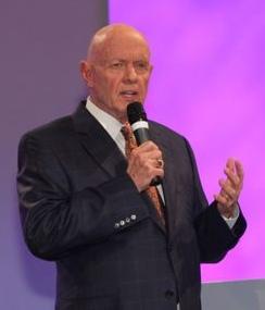 Portrait von Stephen Covey