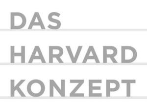 Das Harvard-Konzept: Erfolgreich verhandeln