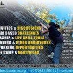 Leadership Outdoor | Organized by  Leadership Corner | CEO : Abdus Miya