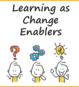 ENA-Learning as Change Enablers