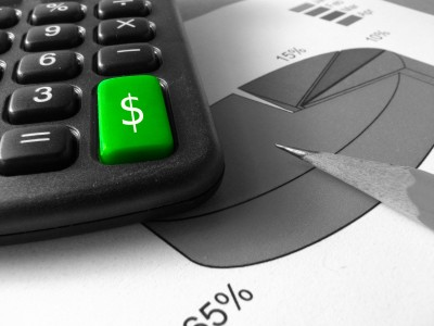 Calculating property management fees