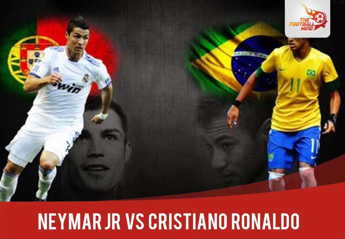 Neymar vs Ronaldo Similarities  Protege Sports