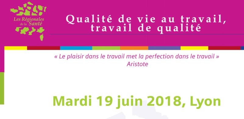 Stéphanie CARPENTIER Image 49 Journée QVT Lyon Juin 2018