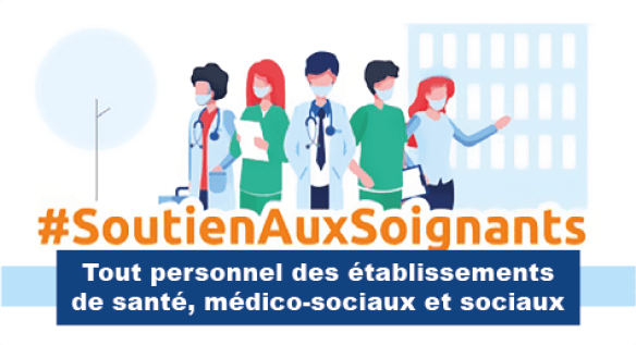 Logo#SoutienAuxSoignantsetlesautres