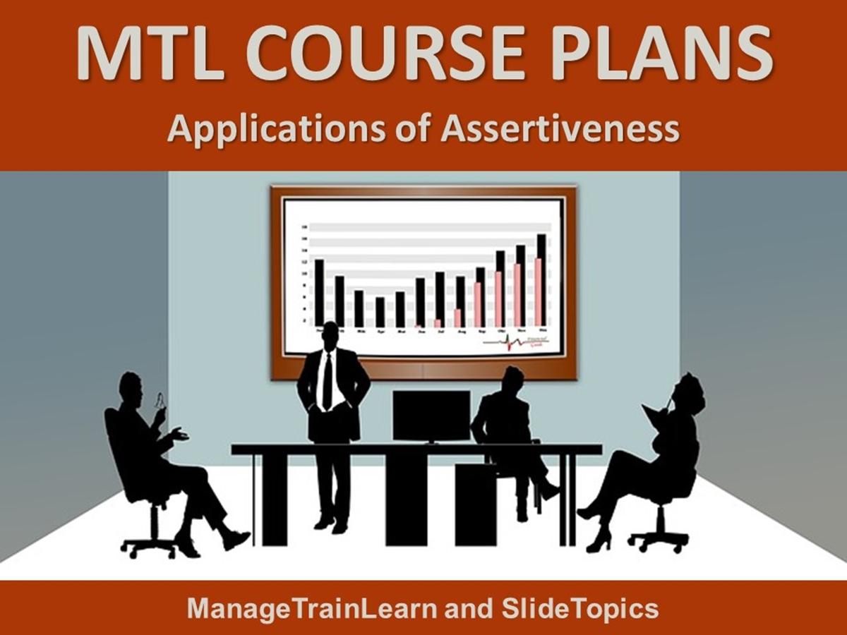 Mtl Course Plans Applications Of Assertiveness